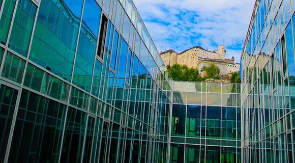 Wissensstadt Salzburg Unipark