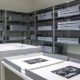 Einblick in das Fotohof Archiv.