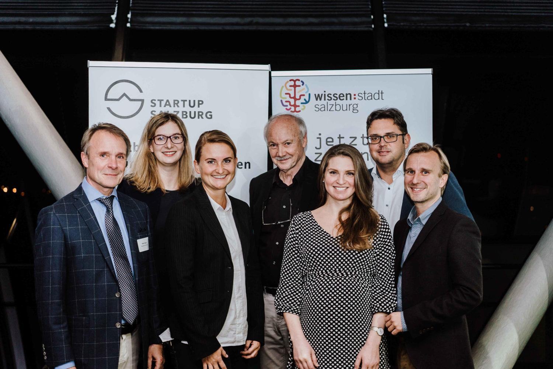 Wissensstadt Salzburg Startup