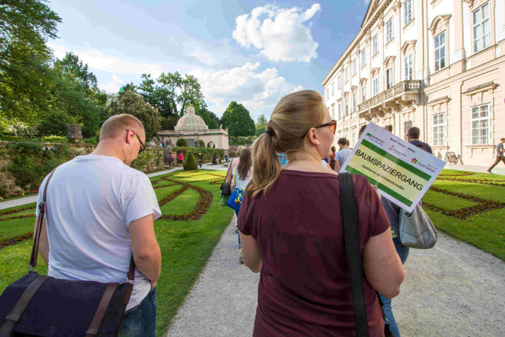 Wissensstadt Salzburg Citizen Science