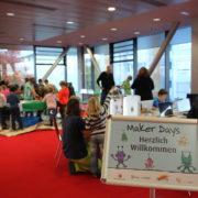 Wissensstadt Salzburg Maker Days