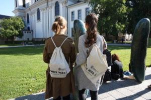 Wissensstadt Salzburg Welcome Studierende