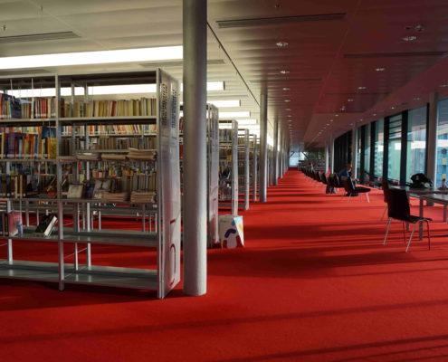 Wissensstadt Salzburg Stadtbibliothek