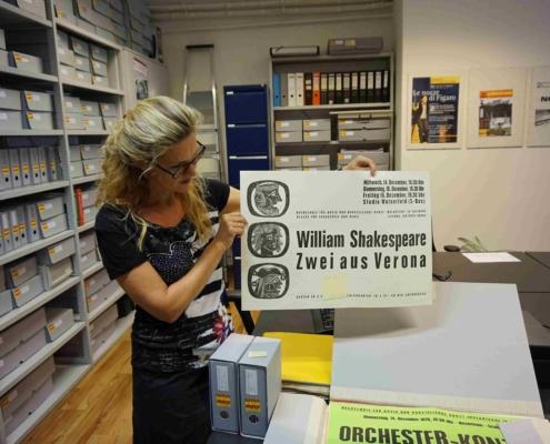 Wissensstadt Salzburg Tage der Archive Mozarteum