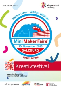 Wissensstadt Mini Maker Faire