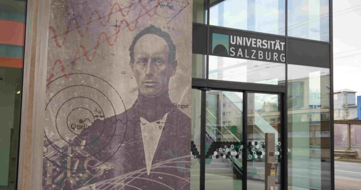Wissensstadt Salzburg Science City Itzling Christian Doppler