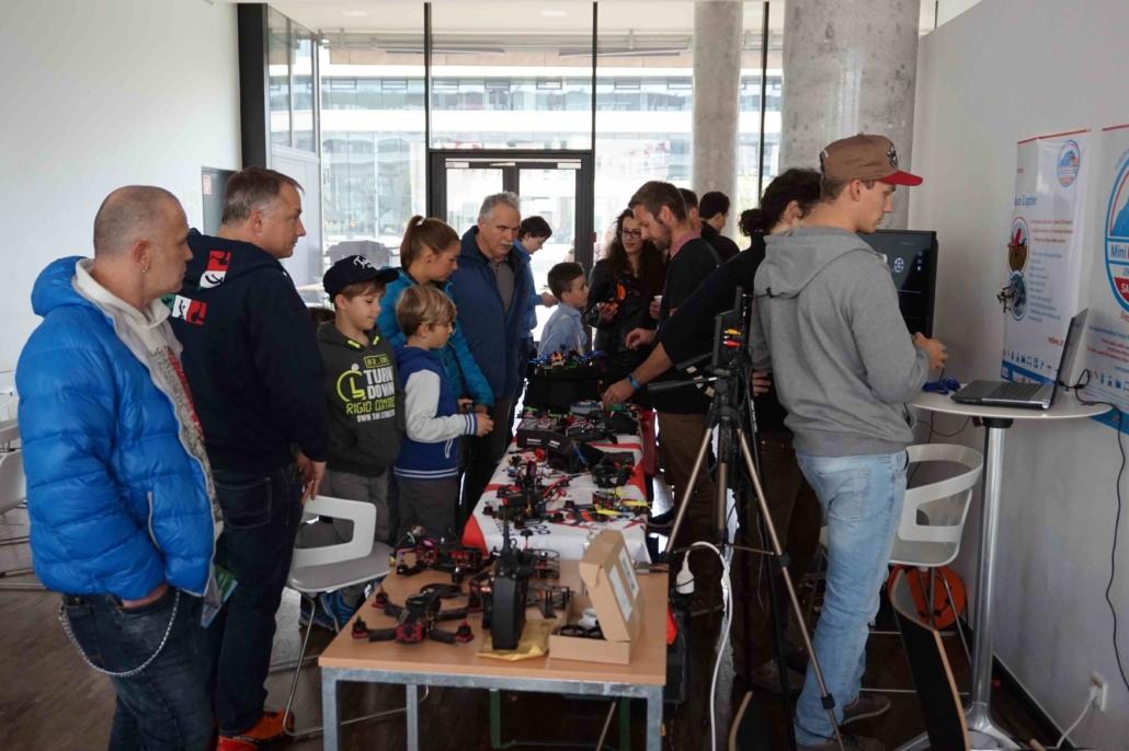 Wissensstadt Salzburg Mini Maker Faire
