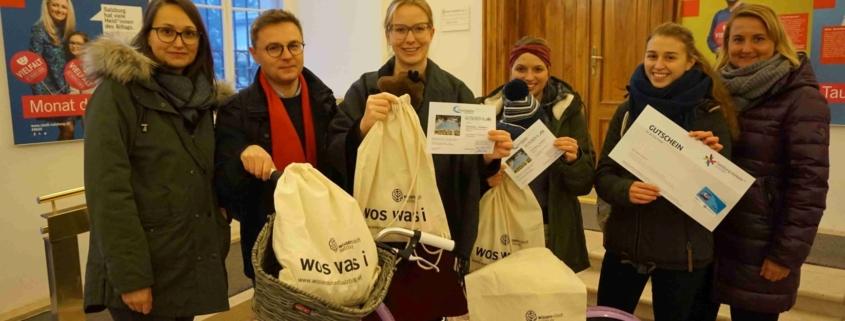 Wissensstadt Salzburg QWANT Gewinnspiel