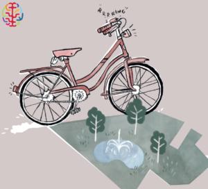 Gewinnspiel Fahrrad
