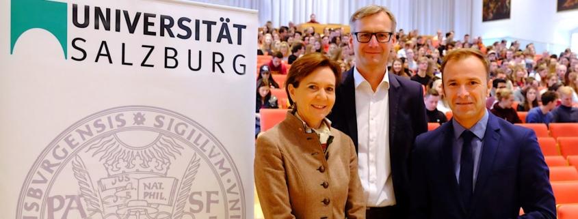 Welcome Days Uni Salzburg