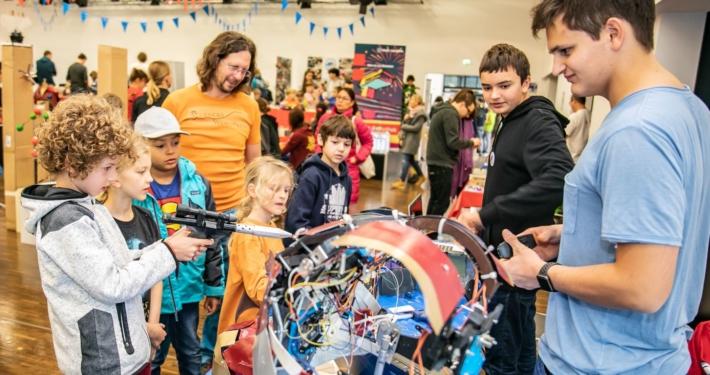 Mini Maker Faire 2019