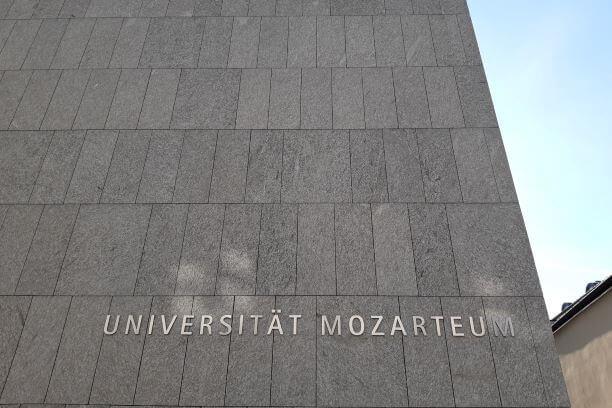 Forschung von nebenan Mozarteum