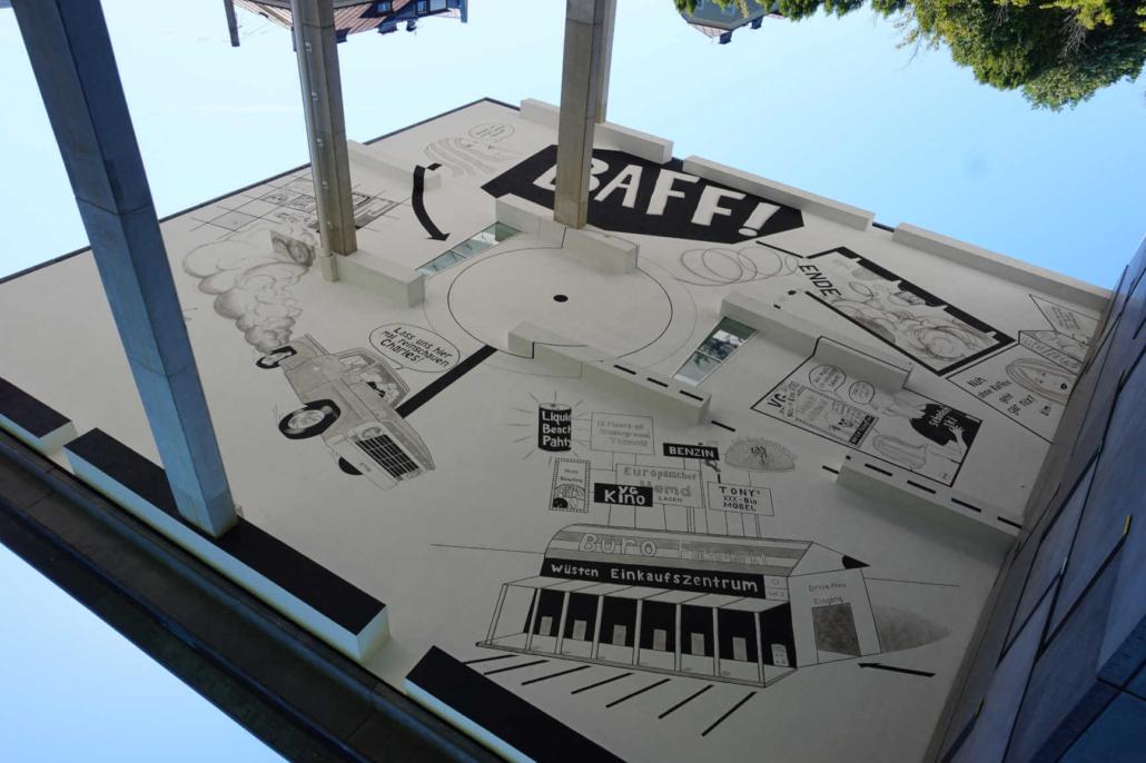 Kunst von nebenan Itzling
