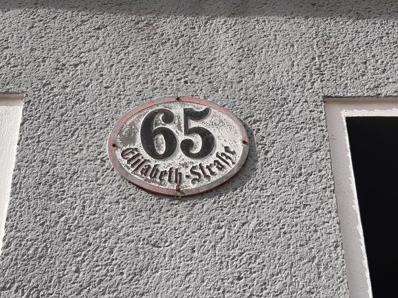 Geschichte von nebenan - Elisabethstraße