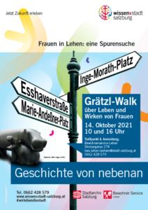 Grätzl-Walk Lehen
